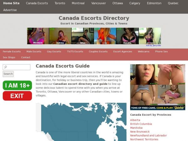 canadaescorts.co